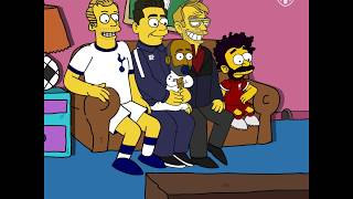 The Champions League Final Comes To Springfield