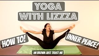 Download STRETCHING OUT! YOGA WITH LIZZZA! | Lizzza Video