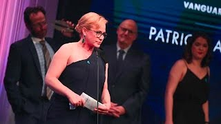 Patricia Arquette Remembers Sister Alexis l 28th Annual GLAAD Media Awards