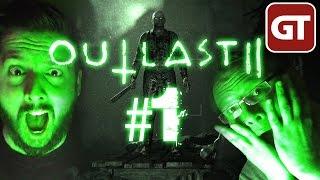Outlast 2 Gameplay #1 - Let's Play Outlast 2 PC - Deutsch / German
