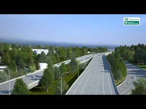 520 Bridge Replacement and HOV program