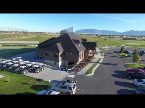 Crane Field Golf Course Flyover