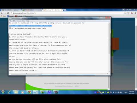 jailbreak ps3 super slim /slim 4.7 file password