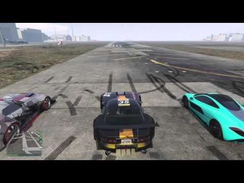 GTA 5 ONLINE - NEW!!! FASTEST CAR IN GTA!!! (BANSHEE 900R)