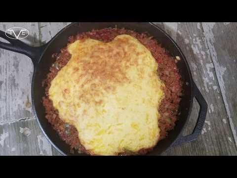 Sloppy Joe Cornbread Casserole Recipe | Episode 570