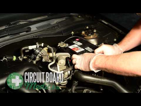 Ford Fusion PCM Repair and Removal