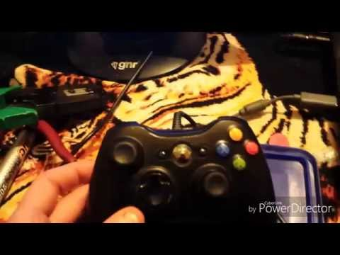 How to repair wired xbox 360 controller [Disconnecting]