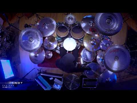 #168 Slipknot - Eyeless - Drum Cover