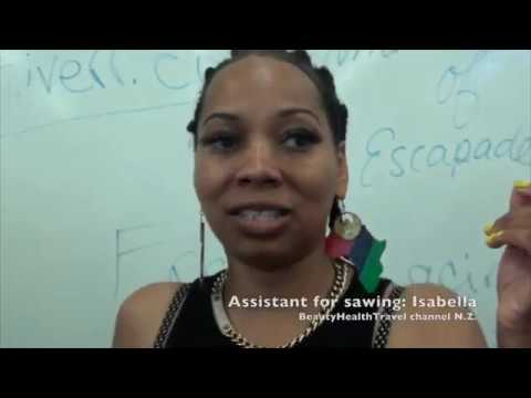 Hair Extensions Class: French Lacing for beginners