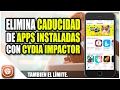 Apps Hackeadas SIN CADUCIDAD | Quitar caducidad apps Cydia Impactor | Immortal tweak iOS 10.2