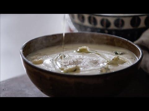 Silky Cauliflower Soup