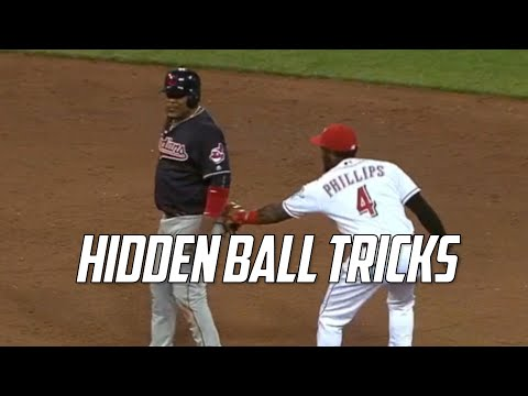 MLB | Hidden Ball Tricks