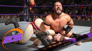 Jack Gallagher & Cedric Alexander vs. Neville & Noam Dar: WWE 205 Live, Jan. 31, 2017