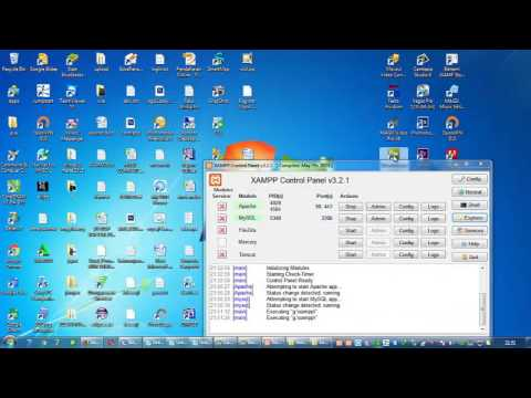 Koneksi PDO PHP Oracle & MySQL Xampp
