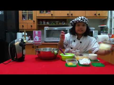 Chef Aira - How to Make Cornflake Cookies