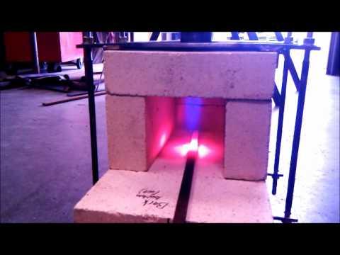Propane Blacksmith Forge