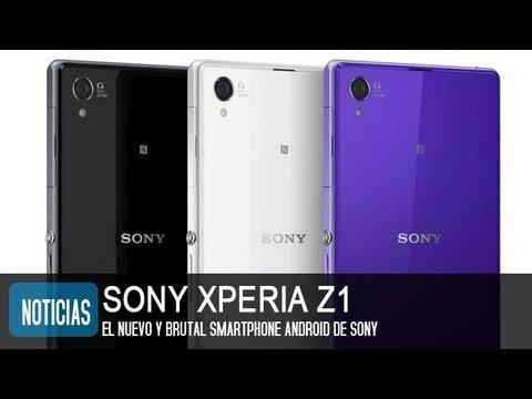 Sony Xperia Z1, precio y características