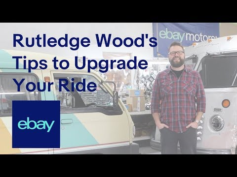 eBay | Rutledge Wood | Tips to Upgrade Your Ride
