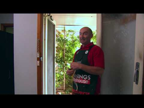 How To Seal A Door - DIY At Bunnings