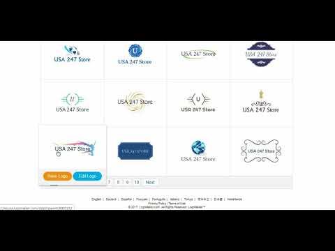 Create Free Logo for Seller Logo in Amazon Seller Central