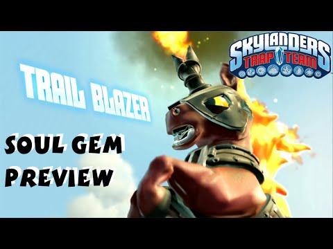 Trail Blazer Soul Gem Preview and Location - Skylanders Trap Team