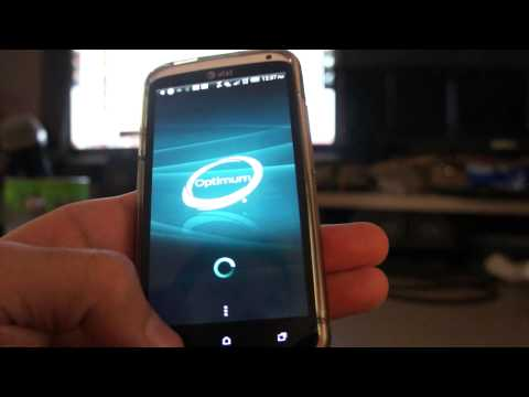 How to watch your optimum tv app for android outside of your home Part 2