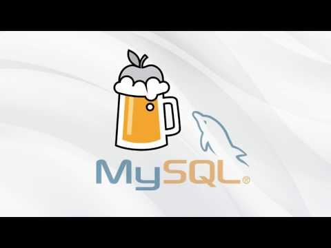 Install MySQL on Mac with Homebrew