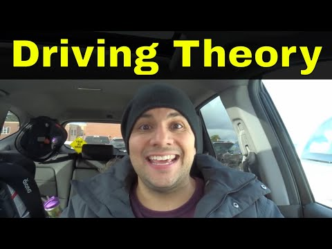 Driving Test Tip-Practice Your Driving Theory