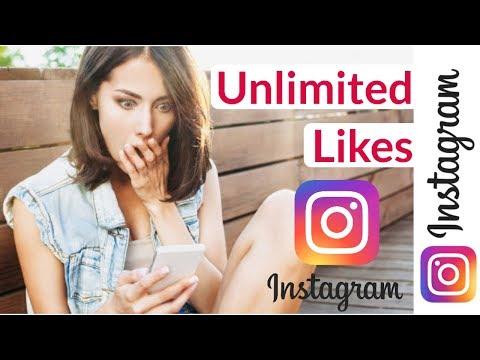 Free Instagram Likes 2018 | Unlimited Likes Instagram