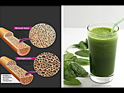 THIS JUICE WILL REGENERATE WEEK BONES AND JOINTS