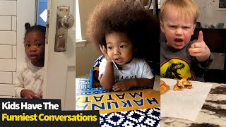Kids Say the Darndest Things | Kids Say Funny Things 2021
