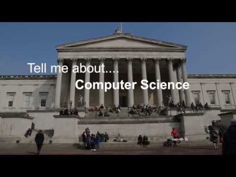 Tell me about Computer Sciences