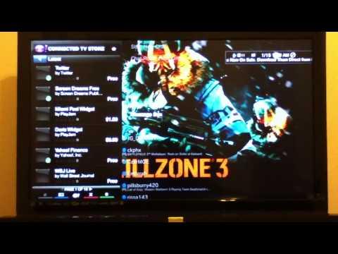 Vizio software update