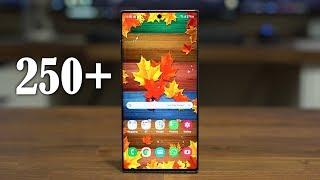 250+ Samsung Galaxy Note 10 Plus Tips, Tricks & Hidden Features