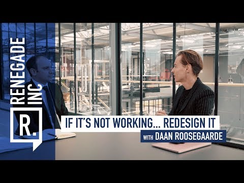 If it's not working... Redesign it - Trailer