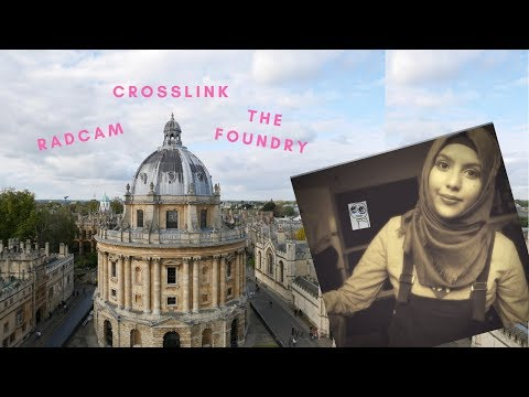 MT2: Inside the Radcliffe Camera & Oxford's Public Libraries!!