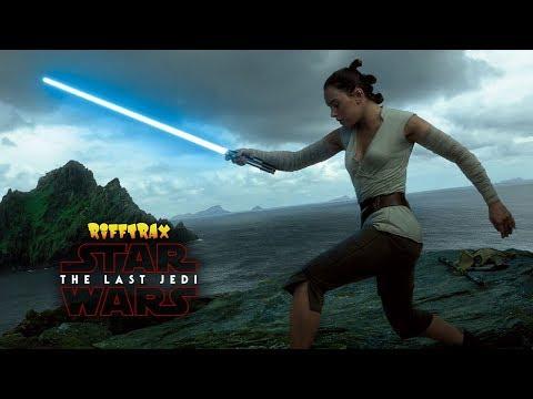 RiffTrax: Star Wars The Last Jedi (Preview)