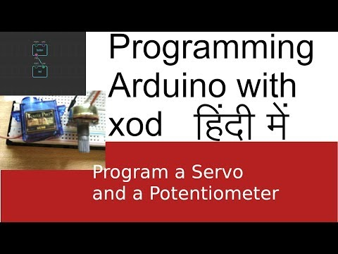 Programming Arduino with xod in Hindi - Part 4