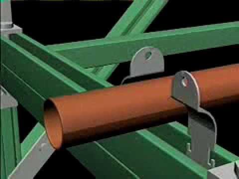 Unistrut How to Build a Rack
