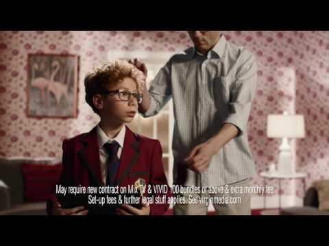 Virgin TV V6 Box | Masters of Entertainment | Virgin Media