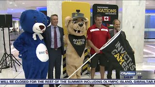 Invictus Games looking for Canadian flag bearers