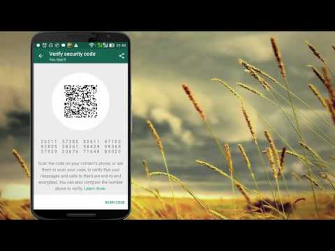 Detailed info Enabling WhatsApp End to End Security Detailed -Tamil Tutorials