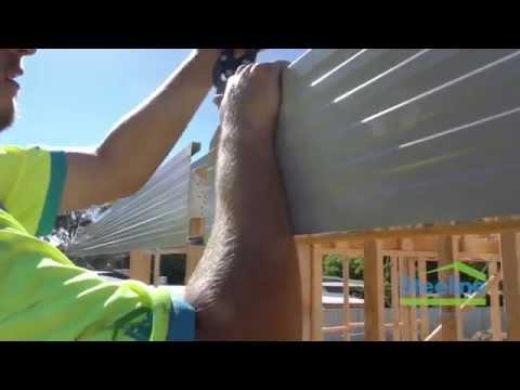 Steeline - Installing Fascia on your roof