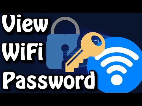How To Know Wi-fi Password Using CMD Or PowerShell