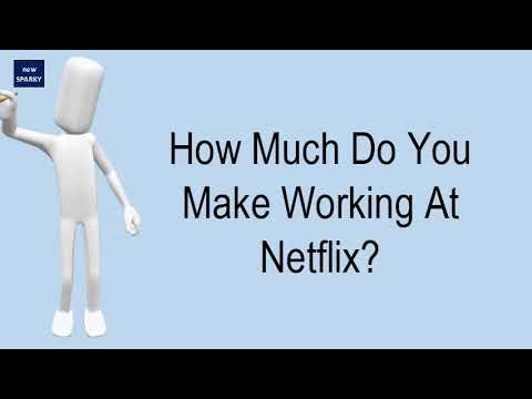 How Much Do You Make Working At Netflix?