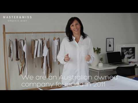 Master & Miss Organic Baby Clothing & Accessories - ABOUT US