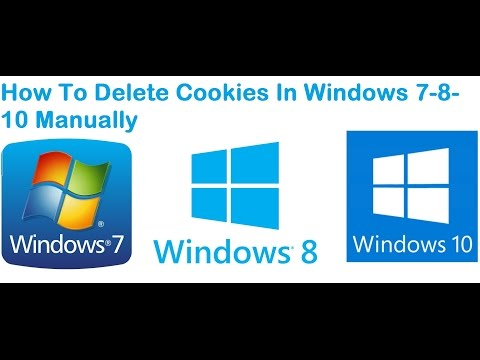 How to Clear Cookies and Delete Temporary Files in Windows 2018