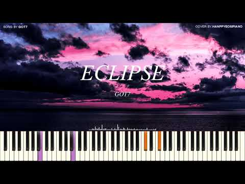 Download GOT7(갓세븐) - ECLIPSE [PIANO COVER]