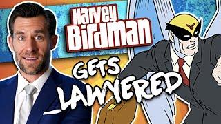 Real Lawyer Reacts to Harvey Birdman (Bannon Custody Case)