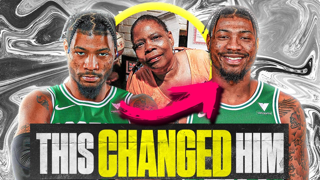 Marcus Smart's TRAGIC loss that CHANGED HIM forever [HEARTBREAKING]